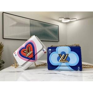 路易威登官网lv新款包Game On胶囊系列Twist 手袋M50282/M57460