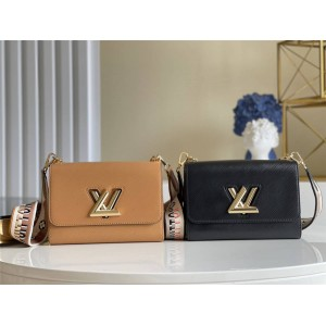 路易威登lv包包官网新款TWIST 中号手袋M57505/M57506