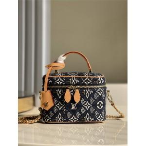 路易威登官网lv包包价格VANITY 小号手袋1854化妆包M57403