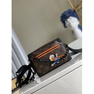 路易威登lv广告官网MINI SOFT TRUNK 链条包盒子包M80159