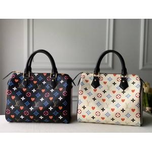 路易威登lv网站SPEEDY BANDOULIÈRE 25 手袋枕头包M57466