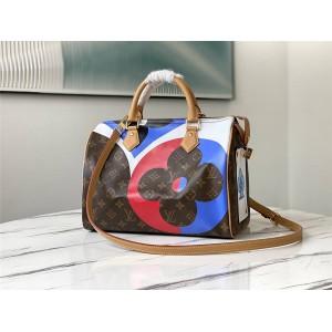 路易威登lv哪里买最便宜SPEEDY BANDOULIÈRE 30 手袋枕头包M57451