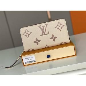 路易威登lv香港官网ZIPPY 拉链竖款钱夹M80116