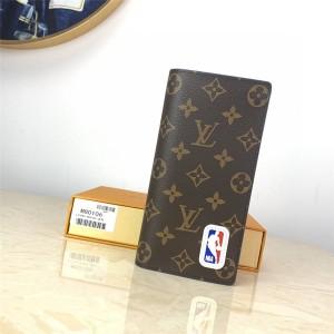 路易威登官网LV NBA联名款Brazza 钱夹M80106