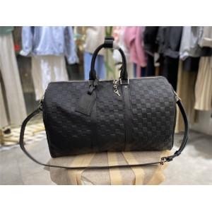 路易威登lv官方网站KEEPALL 45 旅行袋(配肩带)N41145