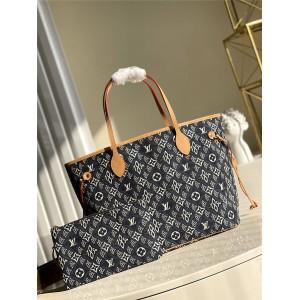 路易威登LV高仿官网NEVERFULL 中号手袋购物袋M57484