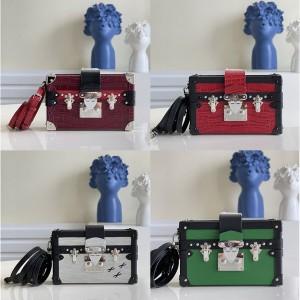 路易威登lv官网网站PETITE MALLE 手袋盒子包M55309/N94030