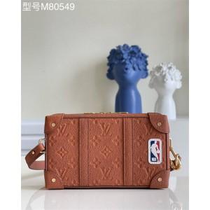 路易威登香港官网LVXNBA SOFT TRUNK WEARABLE 手袋M80549