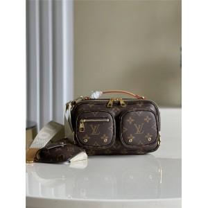 路易威登官网北京lv专卖店UTILITY CROSSBODY 手袋M80446