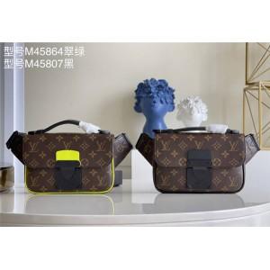 路易威登lv中国官方网站S LOCK SLING 手袋腰包M45864/M45807