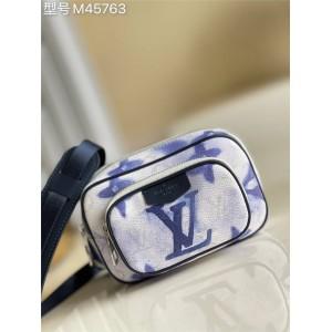 路易威登官网南京lv专柜OUTDOOR POUCH 手袋胸包M45763