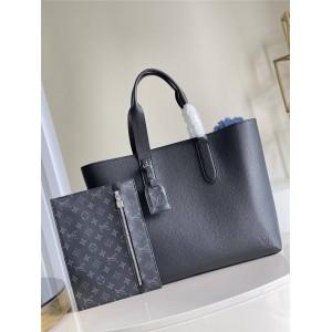 路易威登官网lv正品包包CABAS VOYAGE 手袋购物袋M52817