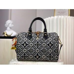 路易威登官网新款LV精仿SPEEDY BANDOULIÈRE 25 手袋枕头包M45769