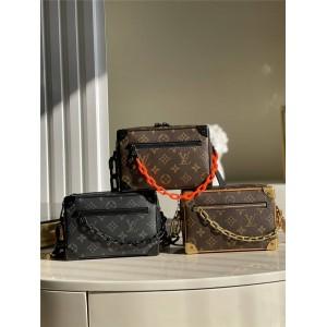 路易威登精仿lv MINI SOFT TRUNK 手袋盒子包M68906/M44735/M44480