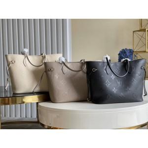 路易威登官网lv货源NEVERFULL MM 手袋购物袋M45684/M45686/M45685
