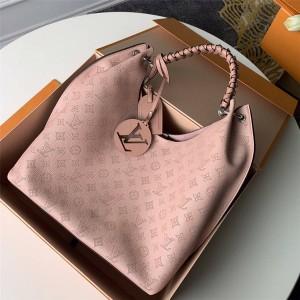Louis Vuitton lv中国官方网站女包真皮冲孔镂空CARMEL手袋M53188