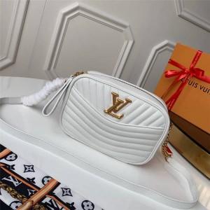 Louis Vuitton lv中国官网女包绗缝NEW WAVE 相机包M53863/M53683/M53682