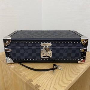 路易威登lv香港官网新款COFFRET 8 MONTRES 表盒手表箱N48226